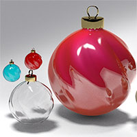 Christmas tree ball 9