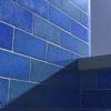 Wall Tiles, blue