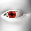 3D Texture Download Eye red black star