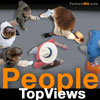 People TopView