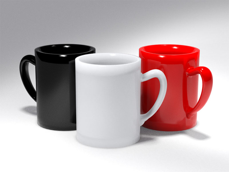 3D 3D Model Download Coffee cup 1
