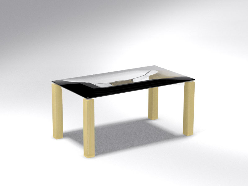 3D 3D Model Download Table 1
