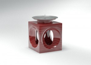 Candle Stand 1 3D Model