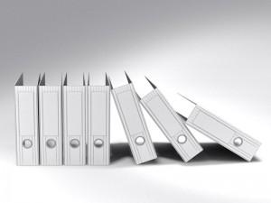 Office Folder Free 3D Model Download by 3dxo com