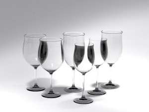 Wine Glass 2 3D Model