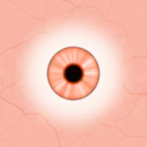Eye Red Orange Pastel Free Texture Download By 3dxo Com