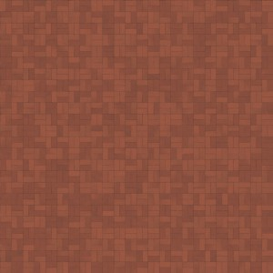 Floor Tile, red-brown Texture