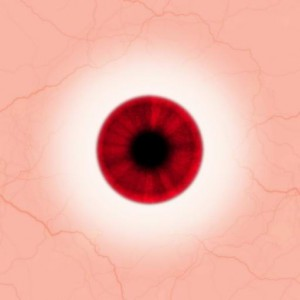 Eye red dark Texture